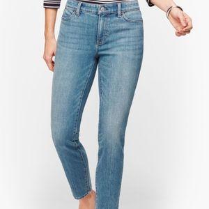 NWT Talbots Slim Ankle Jean's 12